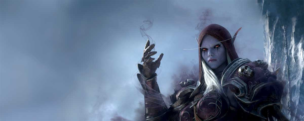 Quotes by Sylvanas Windrunner