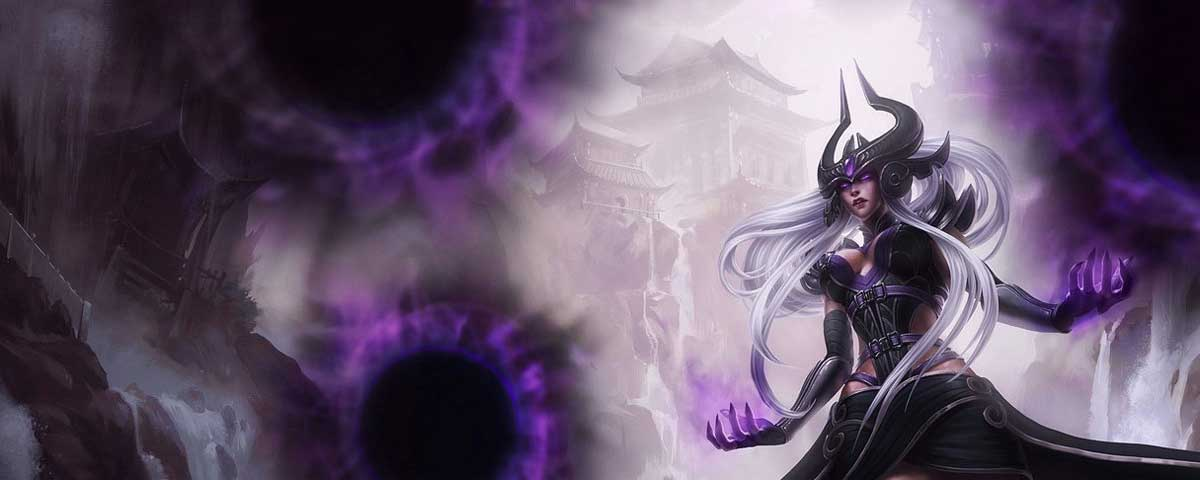Quotes by Syndra, the Dark Sovereign