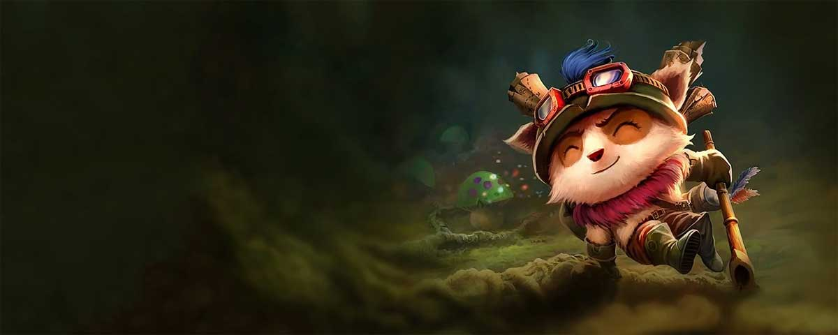 Quotes by Teemo, the Swift Scout