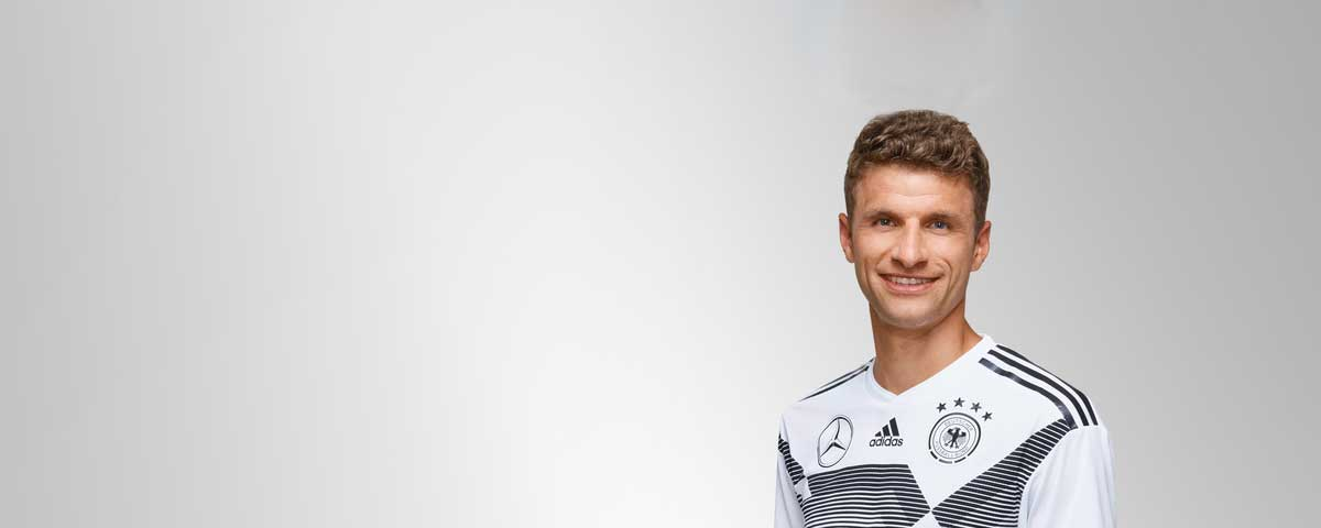Quotes by Thomas Müller