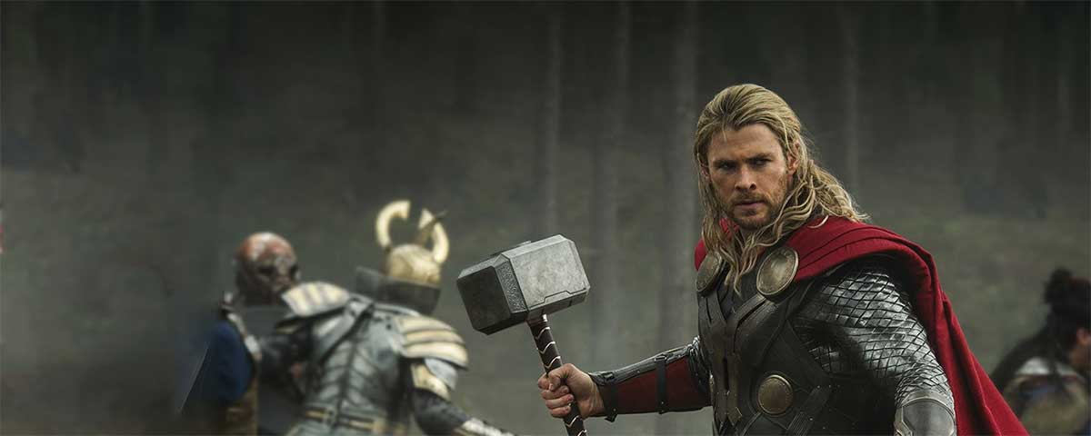 The best Quotes by Thor