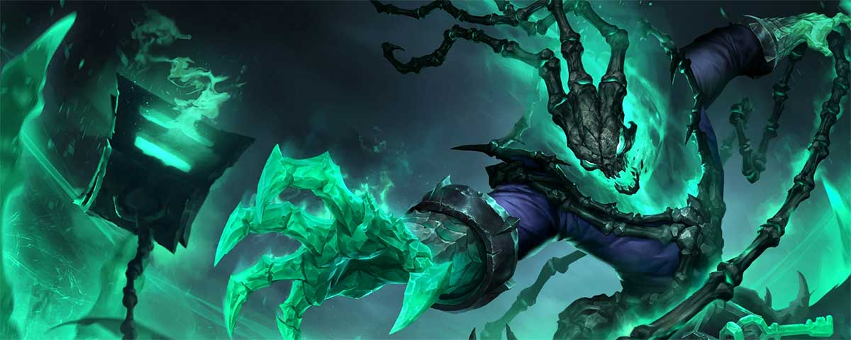 Quotes by Thresh, the Chain Warden