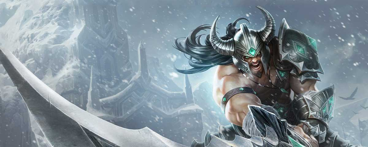 Quotes by Tryndamere the Barbarian King