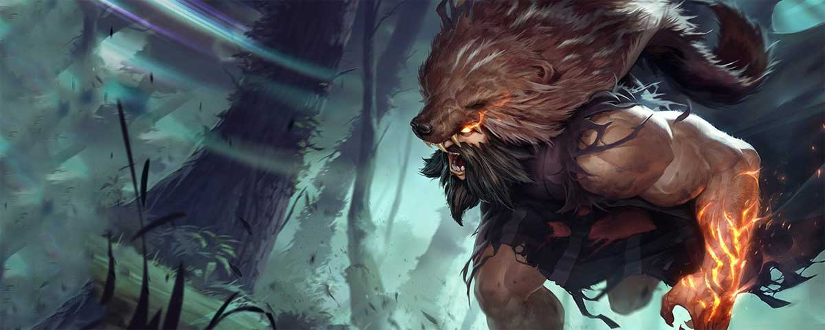 Quotes by Udyr the Spirit Walker