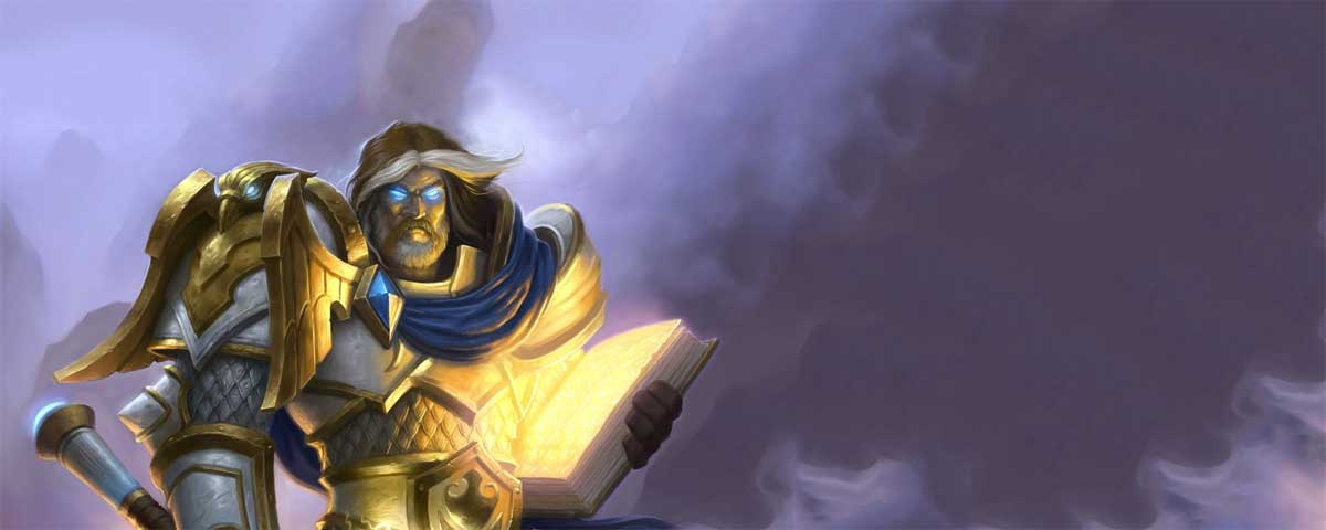 Quotes by Uther Lightbringer