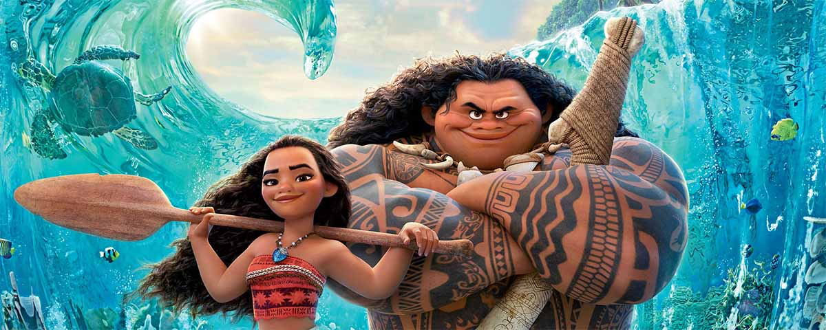 The best Quotes from Moana