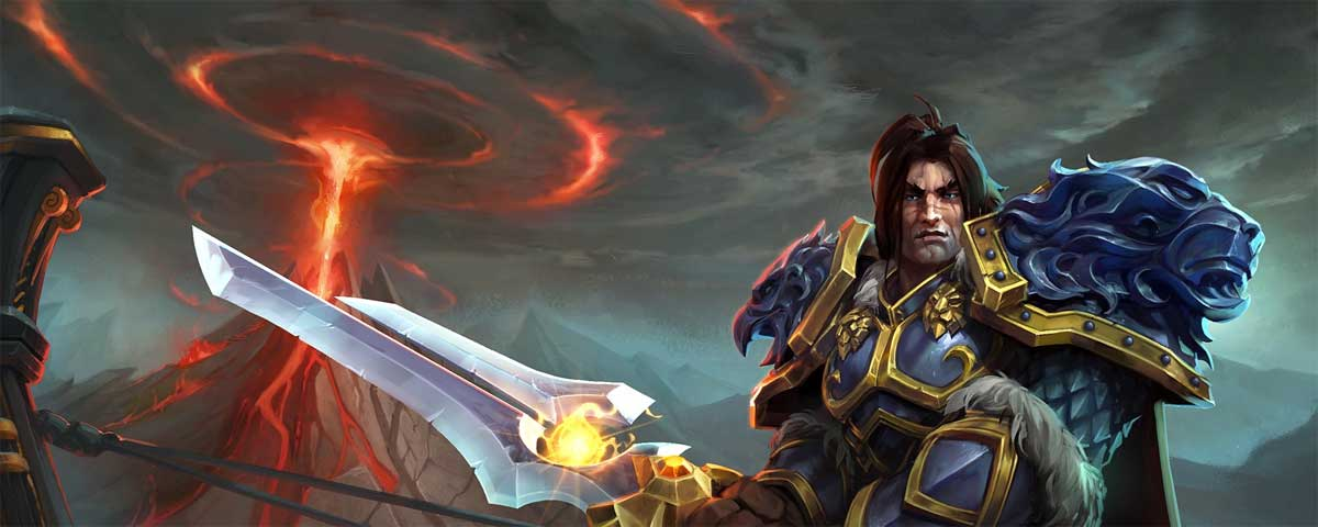Quotes by Varian Wrynn