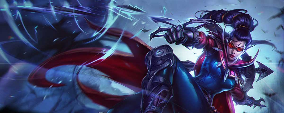 Quotes by Vayne, the Night Hunter