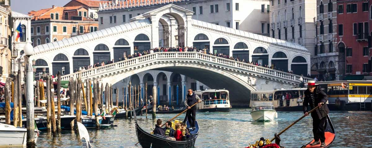 The best quotes about Venedig
