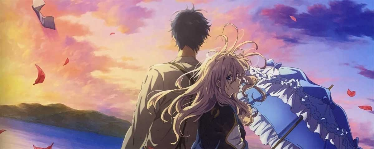 The best Quotes from Violet Evergarden
