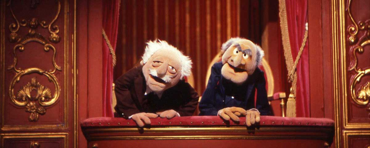 Quotes by Waldorf & Statler