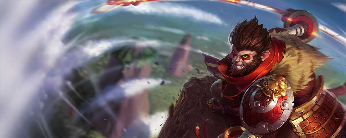 Quotes and Voice-Lines by Wukong, the Monkey King