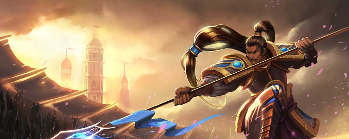 Quotes by Xin Zhao, the Seneschal of Demacia
