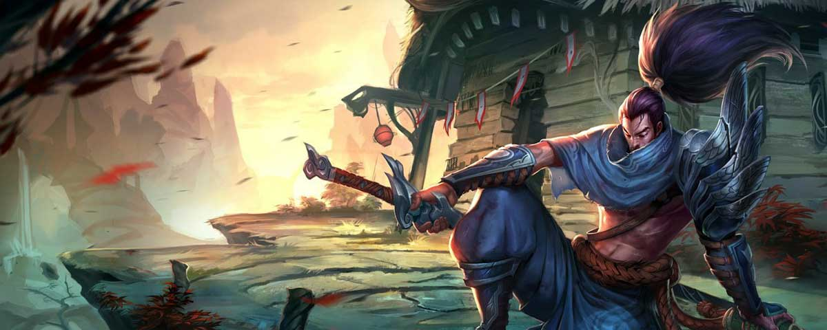 Quotes by Yasuo the Unforgiven