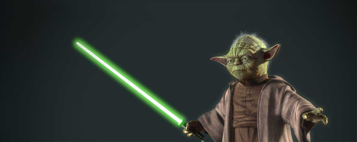 Master Yoda - The best Quotes of the Jedi