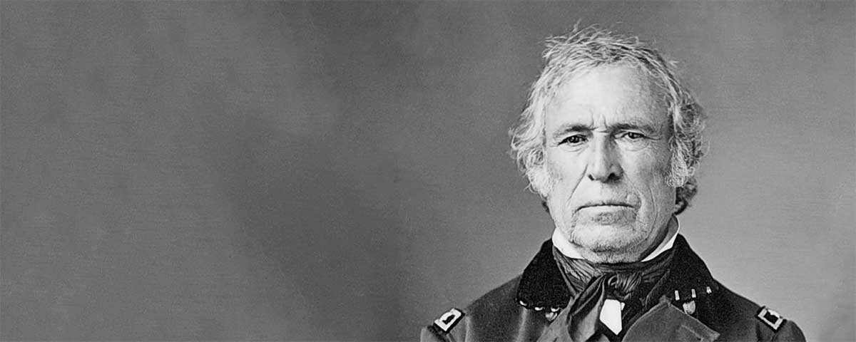 Quotes by Zachary Taylor